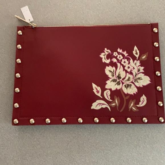 White House Black Market handbag wristlet wallet